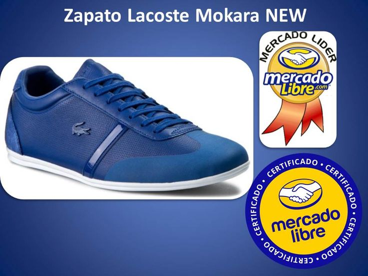 Deportivos Fair Play: Tenis - Zapatos Lacoste Mokara 216 New Originales