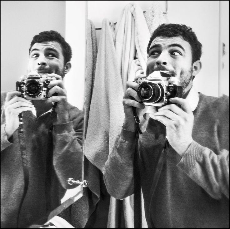 """Photo """"Le miroir """" sur le forum CritiquePhoto"""