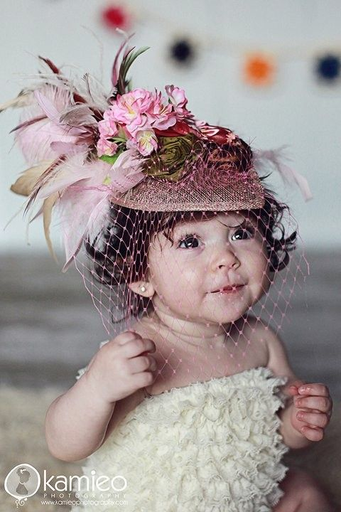 "Love IS The Answer -mini top hat or hairpiece for special occasions, photo shoots,circus, pageants, babies, parties, pink, olive ,cream by ""missrubysue"" on Etsy"