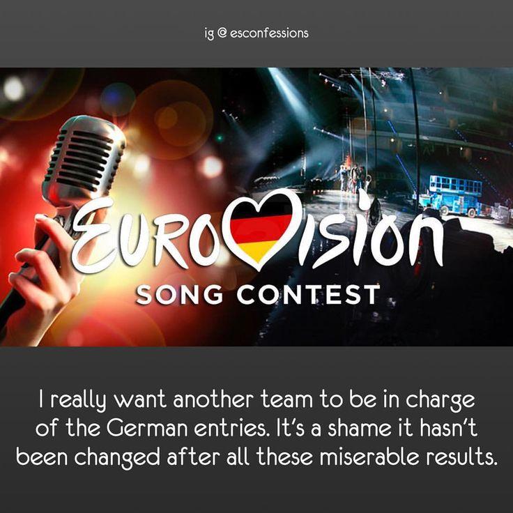 #escgermany #germany #eurovision #eurovisionsongcontest • Admin's opinion: True tbh