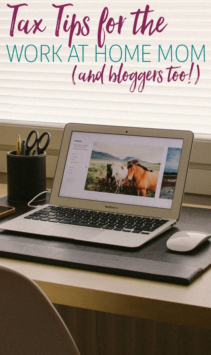 Taxes are an unfortunate part of life and one that we simply cannot escape. Here are some tax tips for work at home moms that may also be useful for bloggers.