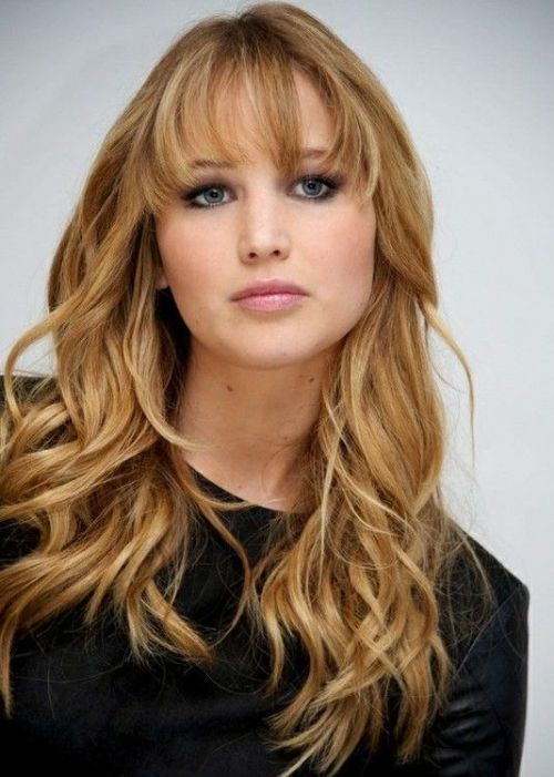 Cool 1000 Ideas About Front Bangs Hairstyles On Pinterest Bangs Short Hairstyles Gunalazisus