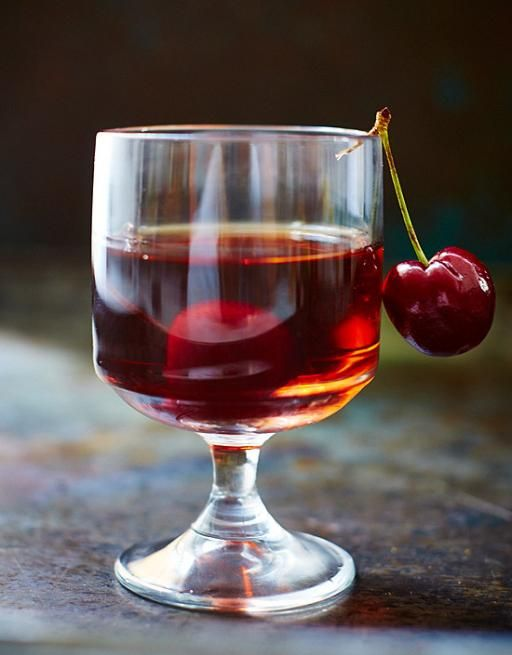 Much like a Manhattan, but always made with Scotch rather than rye whiskey or bourbon – and finished with a maraschino cherry, for that much-needed vitamin C, of course.