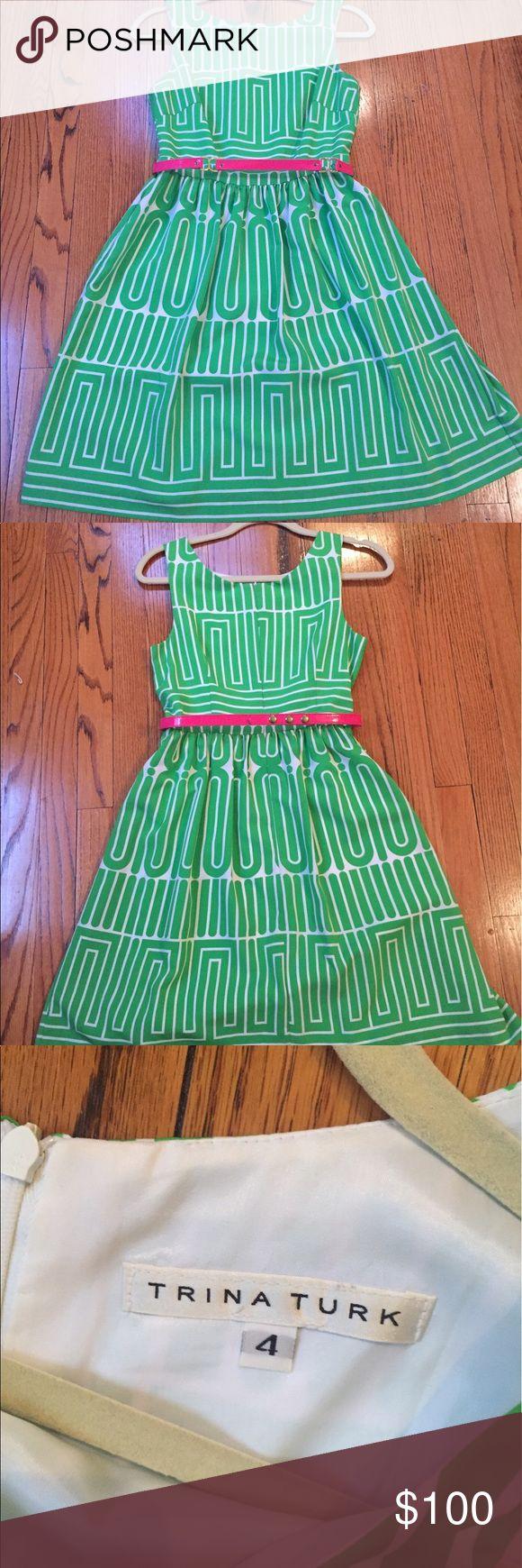 Trina Turk Dress Only worn once!! Great dress for bridesmaid luncheon, church, etc!! Trina Turk Dresses Wedding