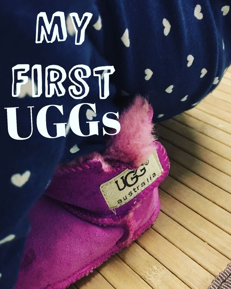 #tbt remind your #daughter she always had a #love for #shoes.  #her 1st UGGs #instapic #babystudiopro #picoftheday