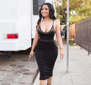 Nicki Minajs Album Sales Go Up