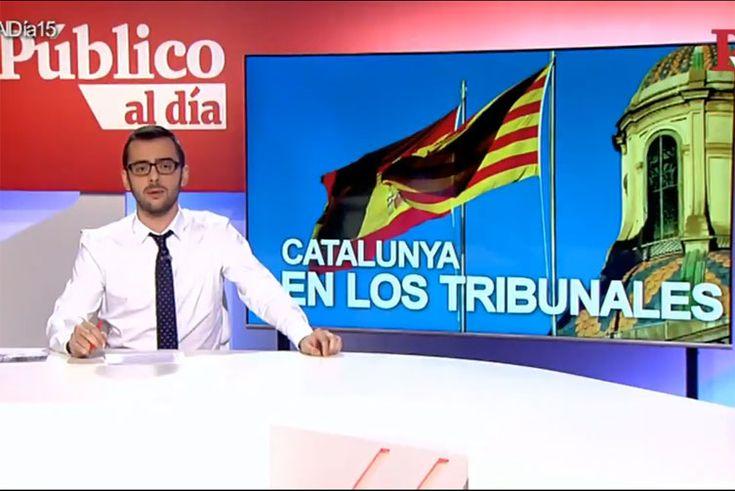 El Gobierno recurre al TC la investidura de Puigdemont y otras noticias de hoy en el informativo 'Público al Día' del 26 de enero