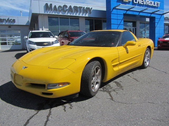 Special Mentions This 03 Vette is a classic. If you're a car affectionado this is your next car. Click or call to book your test drive toda