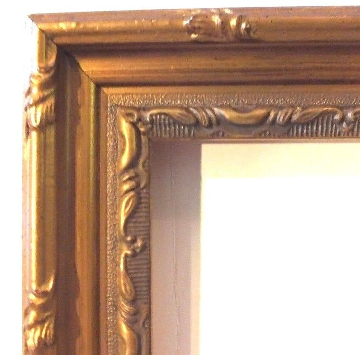 27 best Antique Frames images on Pinterest | Antique frames, Antique ...