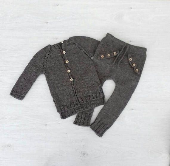 Hey, I found this really awesome Etsy listing at https://www.etsy.com/listing/503789836/knitted-kids-cardigan-joggers-set-unisex
