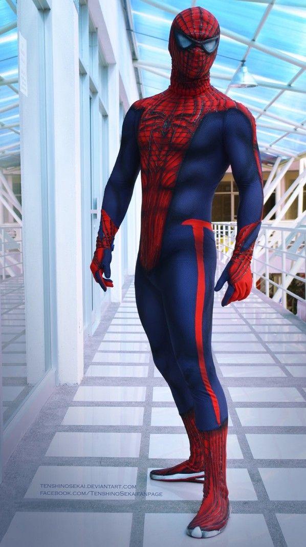 the_amazing_spiderman_costume_by_tenshinosekai-d56c7ov-e1341806720573.jpg (598×1067)