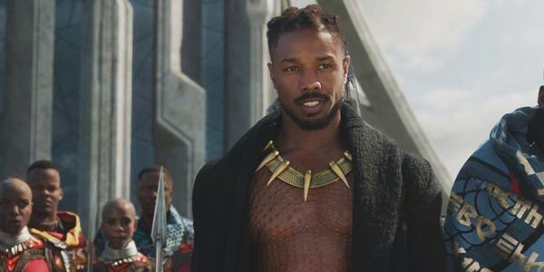 A Girl Clenched Her Teeth So Hard During Black Panther She Broke Her Retainer