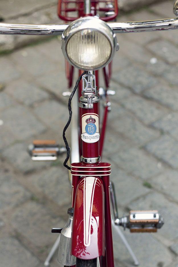 Husqvarna Bicicleta.