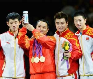 "http://www.MilitaryGradeNutritionals.com/blog  LONDON: China's dominance of table tennis is ""just the beginning"" and they will soon be strong in every Olympic event, the sport's chief said Wednesday.    Adham Sharara, president of the International Table Tennis Federation, was speaking after China sealed their second straight clean sweep of all four table tennis gold medals for the second Games running."