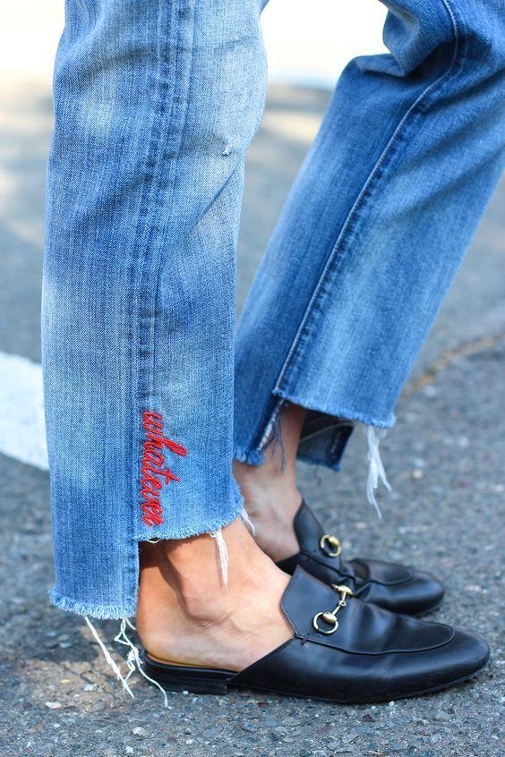 Best 25+ Frayed hem jeans ideas on Pinterest