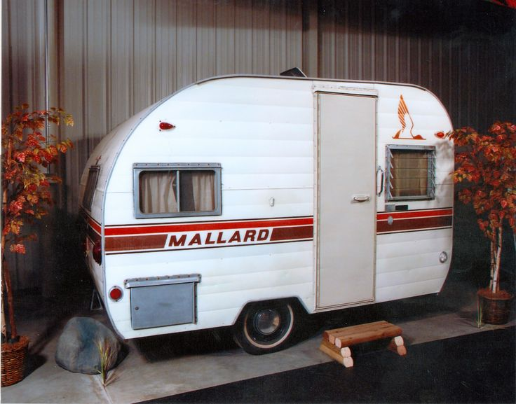 Vintage Travel Trailers Rv Mh Hall Of Fame Museum
