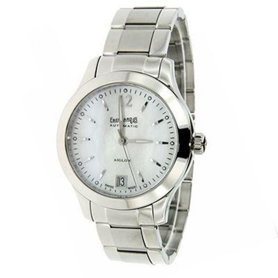 Orologio da Donna Eberhard Aiglon Dame 35mm Acciaio 41035.S CA