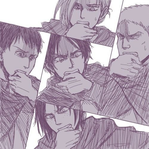 84 best Titan Shifters images on Pinterest   Attack on Titan ...