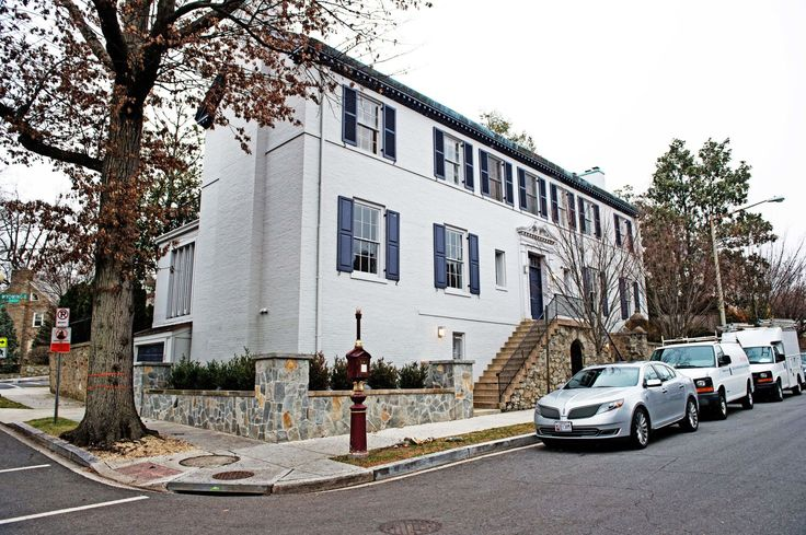 8 Things You Should Know About Kalorama, the Obamas' New