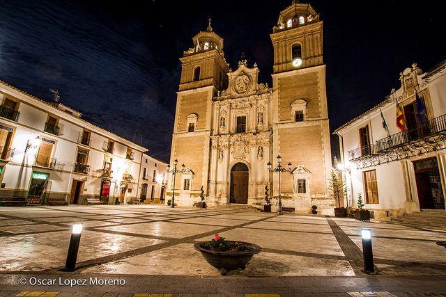 #7maravillas #velezrubio #losvelez #iglesia #iglesiadelaencarnacion