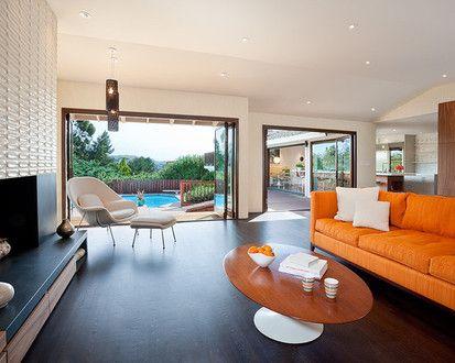 Moraga Residence, Modern Family Room