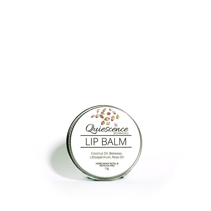 100% natural combination coconut oil beeswax and shea-butterto deeply  nourish dry lips.  INGREDIENTS: Coconut Oil, Rose Oil, Beeswax. Shea-butter.  APPLICATION: Apply to lips as needed
