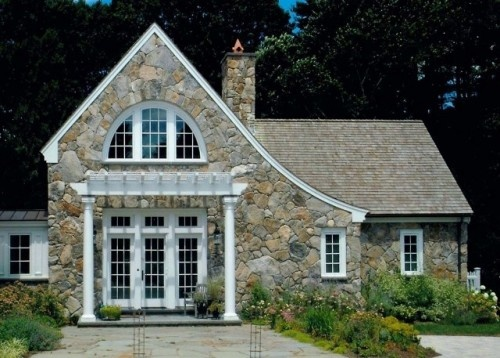 traditional exterior by david phillips: Ideas, Traditional Exterior, Cottages, Stones, Photo, Design, Stone Houses
