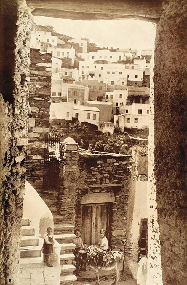 Sifnos?, 1930s
