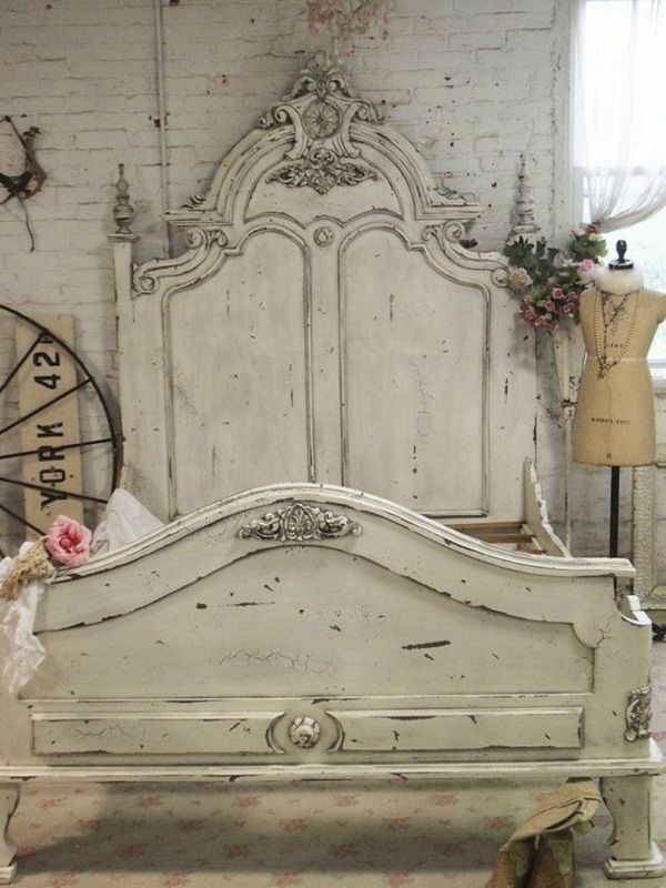 French Country Bedroom Furniture Bed Rustic Bedrooms Shabby Chic