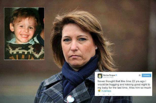 James Bulger murder: mother Denise Fergus greatest regret