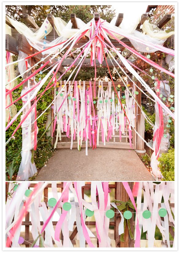 find this pin and more on streamers ribbon garland