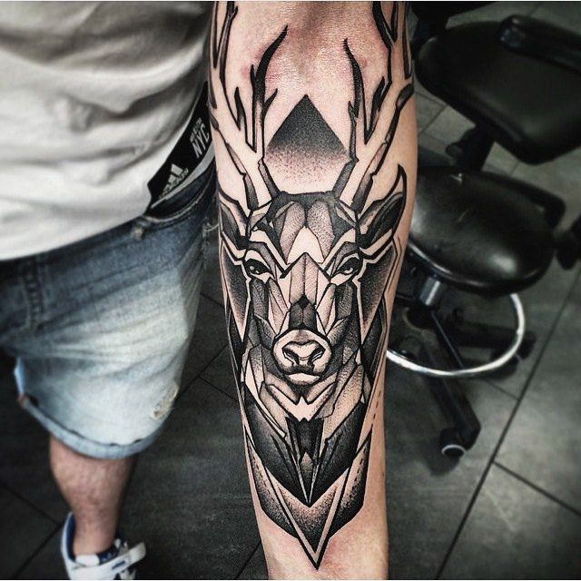 best 25 deer tattoo meaning ideas only on pinterest native meaning totem meaning and fox. Black Bedroom Furniture Sets. Home Design Ideas