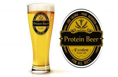 Proteínové pivo