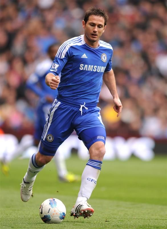 Legend Frank Lampard