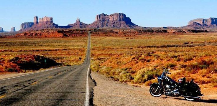 Scenic Bike Tour Routes Usa