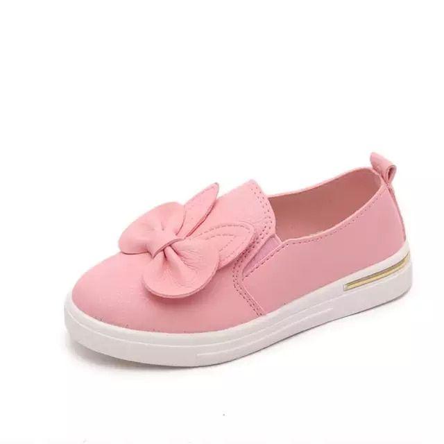 2ce8925ee 2018 Primavera Crianças Sapatilhas Meninas Coelho Bonito Princesa Sapatos  Crianças Sapatilhas Crianças Sapatos de Skate Plana Sapatos Esportivas Ao  Ar Livre