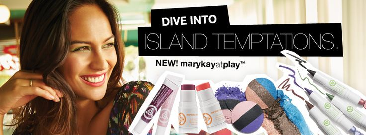 NEW! NEW! MaryKay At Play Collection! Available May 16th! Shop/Contact: www.marykay.com/LaShon