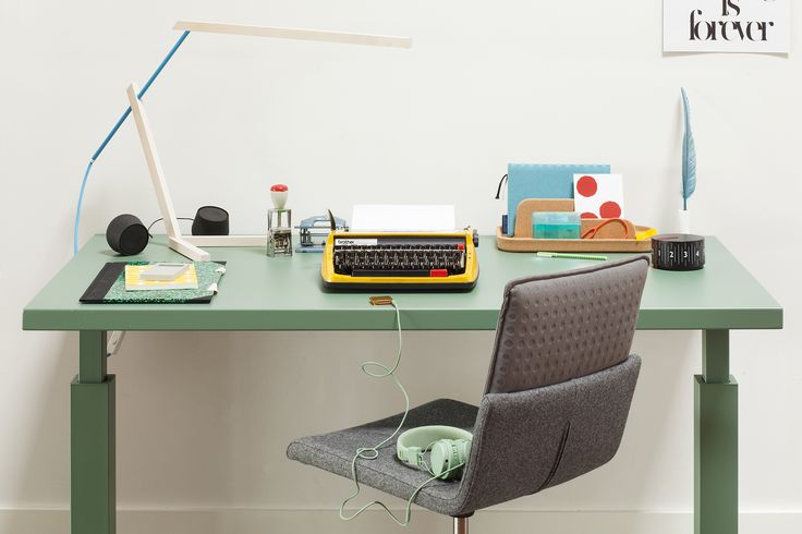 SteelTop desk - Gispen