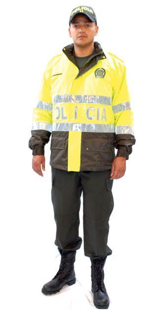 Uniforme policia 1