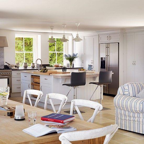 10 best open plan kitchen images on pinterest | open plan kitchen