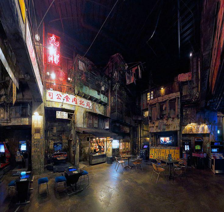 遊びに来たはずなのに…スラム街!?九龍城を再現したアミューズメントパークが超本格的 - Find Travel