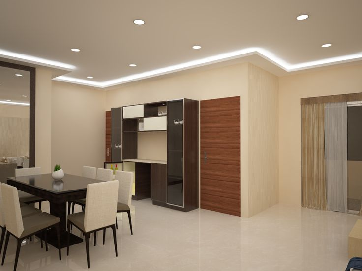 cabinets for crockery modern designs - Google Search