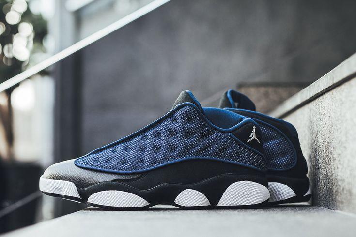 Air Jordan 13 Retro Low 'Brave Blue/Black' Dropping This Week - EU Kicks: Sneaker Magazine