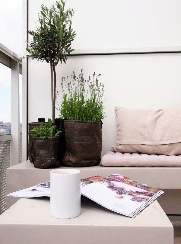 Hitta Hem | Balcony inspiration 2012