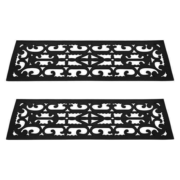 Best 15 99 33 Off Set Of 2 Non Slip Stair Mats Traction 400 x 300