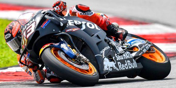 Motogp Hits Bangkok As Moto2 And Moto3 Take On Jerez Grand Prix Motorcycles Marc Marquez Motorcycle Racers