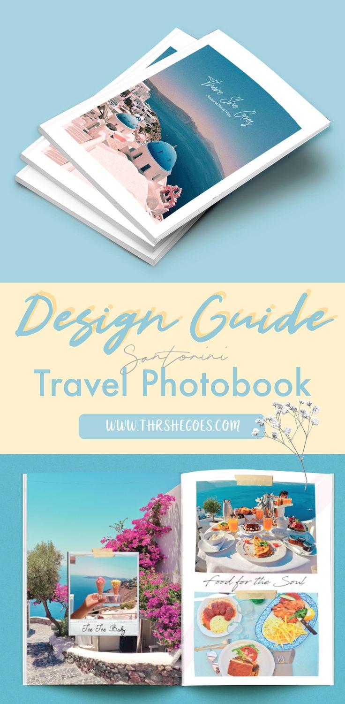 Design Guide: Digital Travel Santorini Photo Book ...