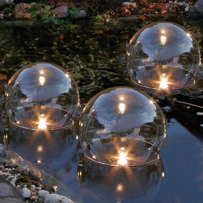 I Love This Pond Lights Tips For Garden