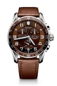 Pánske Hodinky Chrono Classic XLS 241653  Swiss-made quartzový strojček ETA G10.211, Presnosť merania chronografu až 1/10 sekundy, tachymeter priemer: ø 45 mm