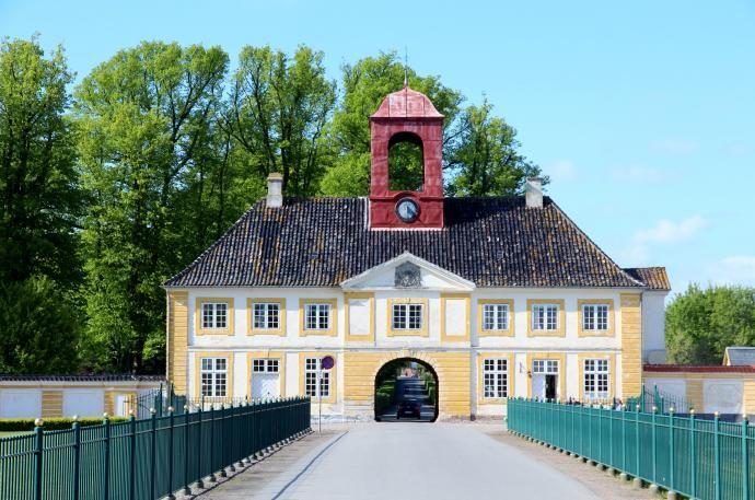 Valdemar Slot på Tåsinge
